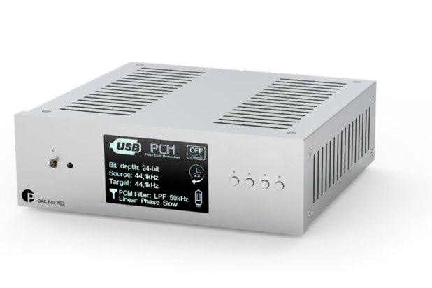 Pro Ject DAC Box RS2 01