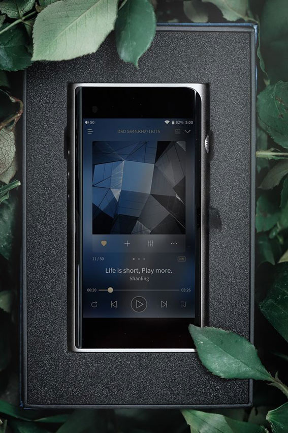 Shanling M6 Pro Android Hi res Music Player 04
