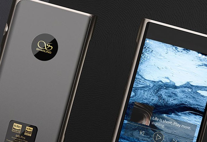 Shanling M6 Pro Android Hi-res Music Player