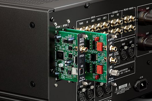 Accuphase E 800 Precision Integrated Stereo Amplifier 09