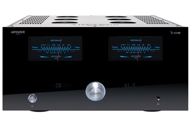 Advance Paris X i1100 Integrated Stereo Amplifier 01