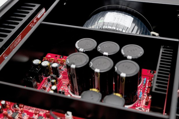 Advance Paris X i1100 Integrated Stereo Amplifier 04