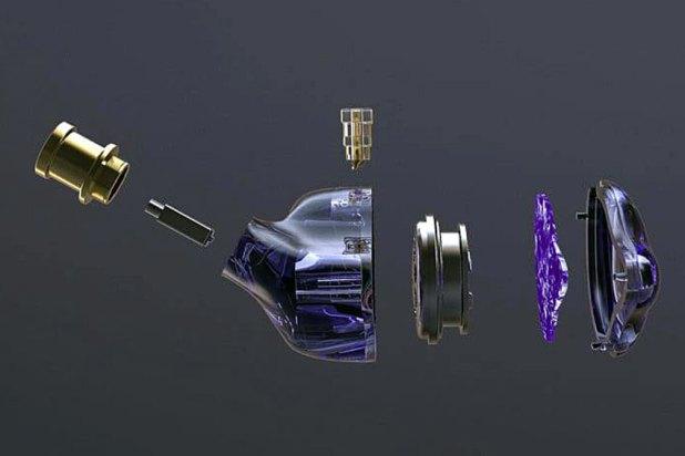 FiiO FH1s Knowles 2 Driver Balanced Armature Dynamic Hybrid In ear Monitors 02