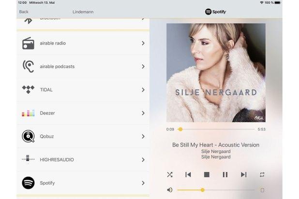 Lindemann Limetree BRIDGE und Lindemann Limetree NETWORK nun Spotify Connect ready 02