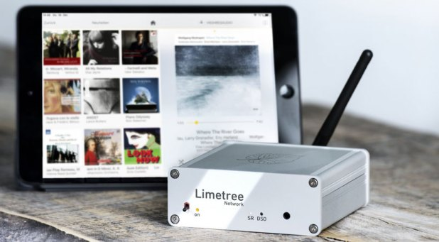 Lindemann Limetree BRIDGE und Lindemann Limetree NETWORK nun Spotify Connect ready Breit