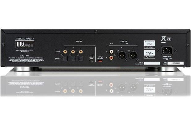Musical Fidelity M6sR DAC 03