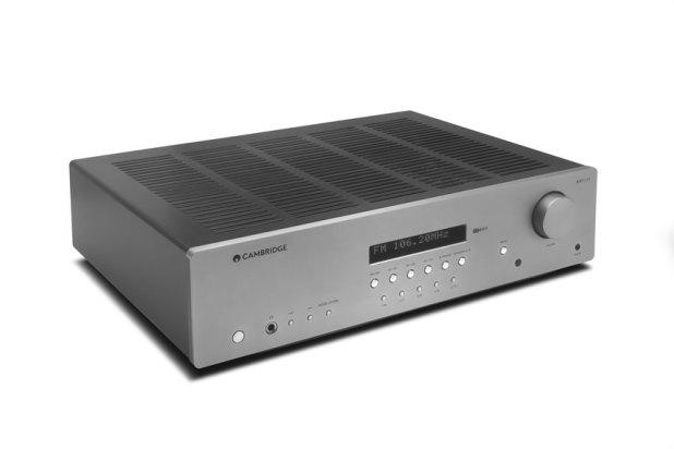 Cambridge Audio AXR100D Stereo Receiver 01