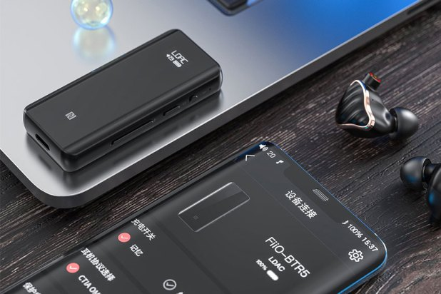 FiiO BTR5 Flagship Portable High Fidelity Bluetooth Amplifier 03 1