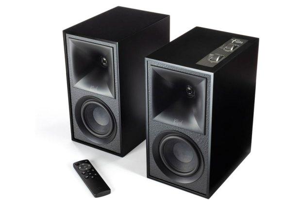Klipsch The Fives Powered Monitors Active Wireless Speaker 06