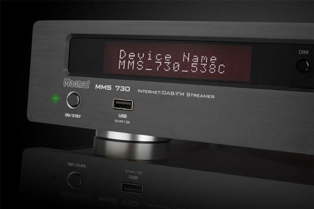 Magnat MMS 730 Internet DAB FM Streamer 07