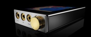 iBasso DX220MAX Reference Digital Audio Player