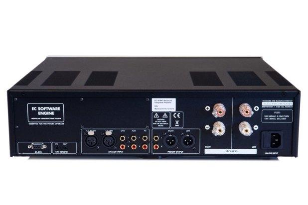 Electrocompaniet ECI 6 MKII Fully Balanced Integrated Amplifier 02