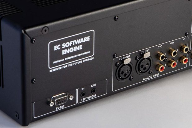 Electrocompaniet ECI 6 MKII Fully Balanced Integrated Amplifier 03