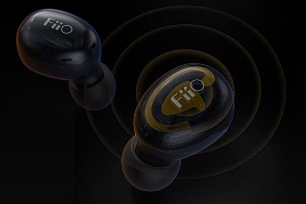 FiiO FW1 True Wireless Balanced Armature Eardbuds 10