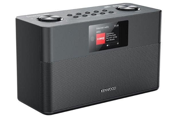 Kenwood CR ST100S SmartRadio 03