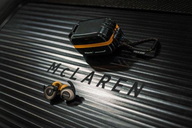 Klipsch T5 II True Wireless Sport Earphone McLaren Edition 01