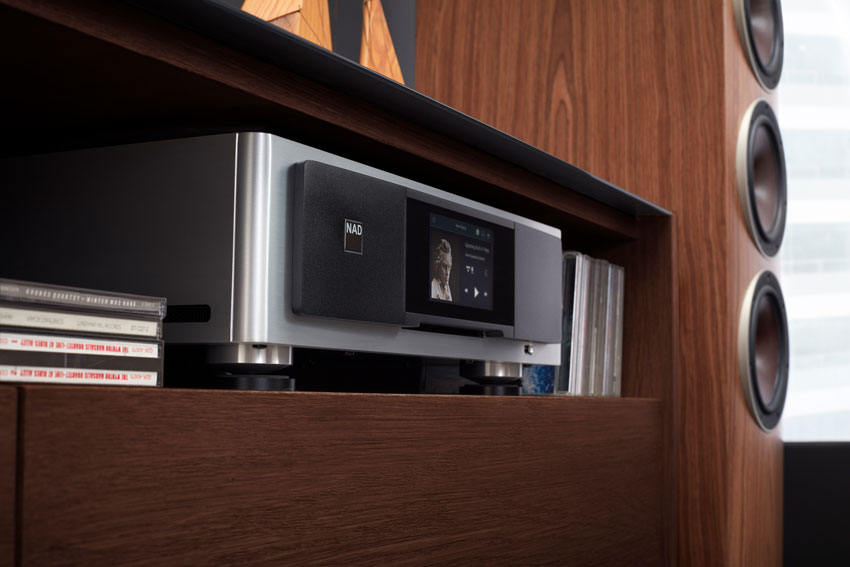 NAD Masters M33 BluOS Streaming DAC Amplifier 04