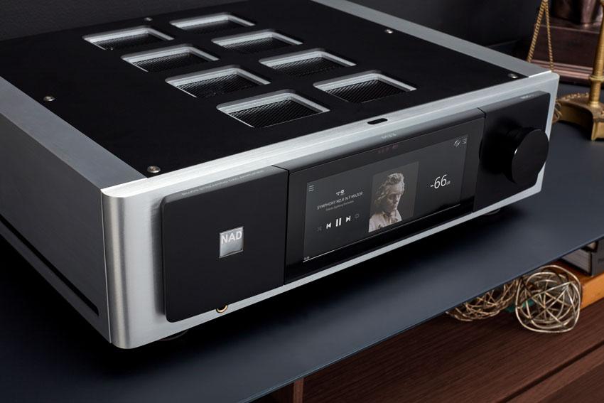 NAD Masters M33 BluOS Streaming DAC Amplifier 05
