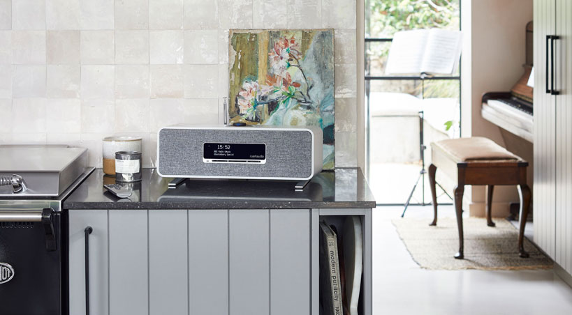 Ruark-Audio-R3-Compact-Music-System