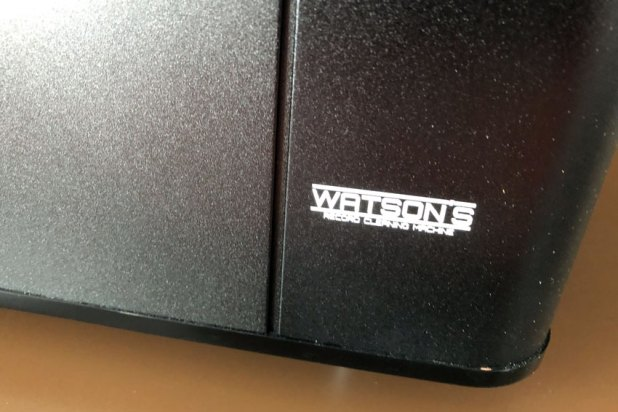 The Watsons Record Cleaning Machine im Test 06