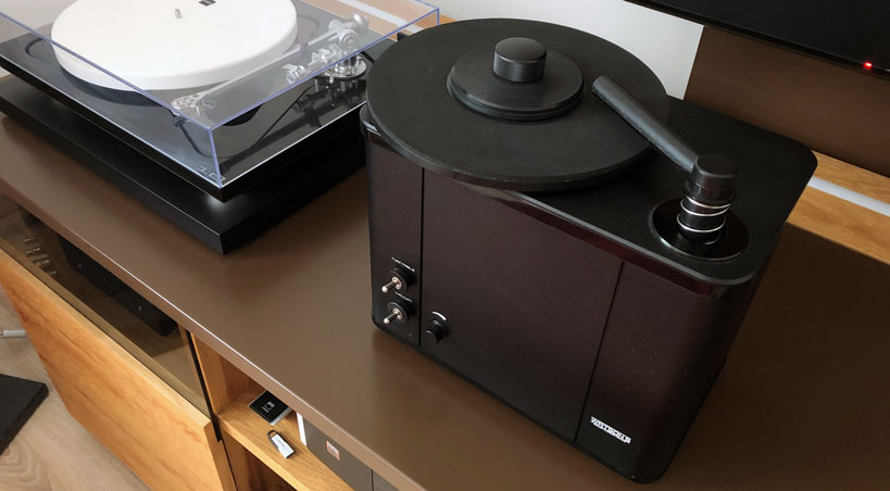 Watson´s Record Cleaning Machine Review