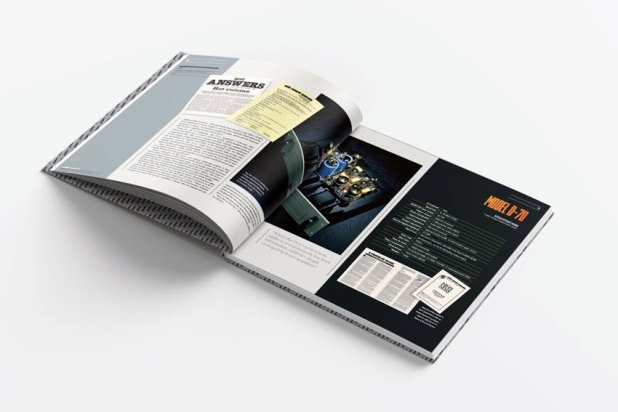 Audio Research Making the music glow 50th Anniversary Book 05