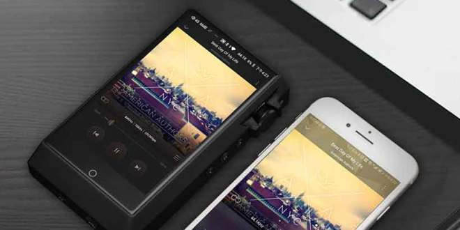 Cayin N6ii Digital Audio Player