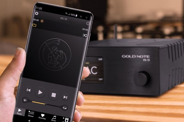 Gold Note GN Control App Google Android 01