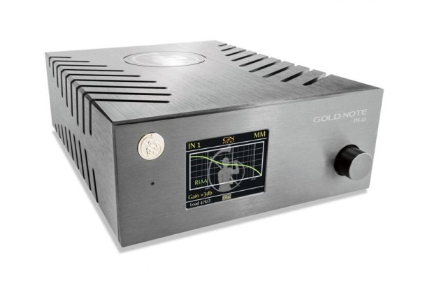 Gold Note PH 10 Phono Stage im Test 04