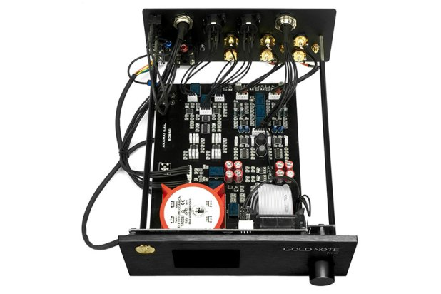 Gold Note PH 10 Phono Stage im Test 11