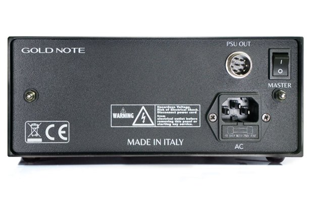 Gold Note PSU 10 Power Supply 04