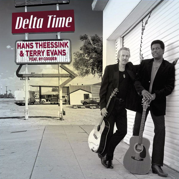 Hans Theessink and Terry Evans Delta Time