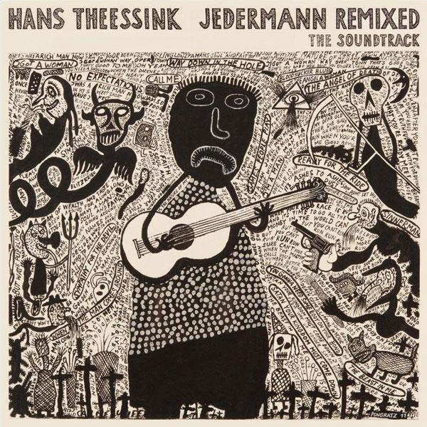 Hans Theessink Jedermann Remixed CD