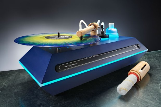 Keith Monks Prodigy Record Cleaning Machine 02