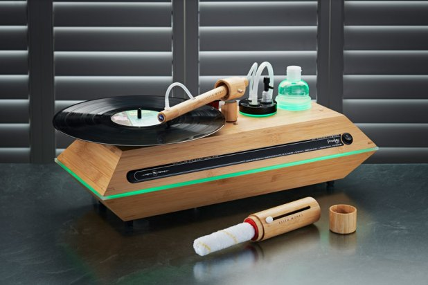 Keith Monks Prodigy Record Cleaning Machine 03