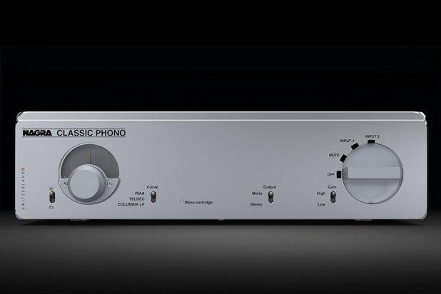 Nagra Classic Phono Stage 03