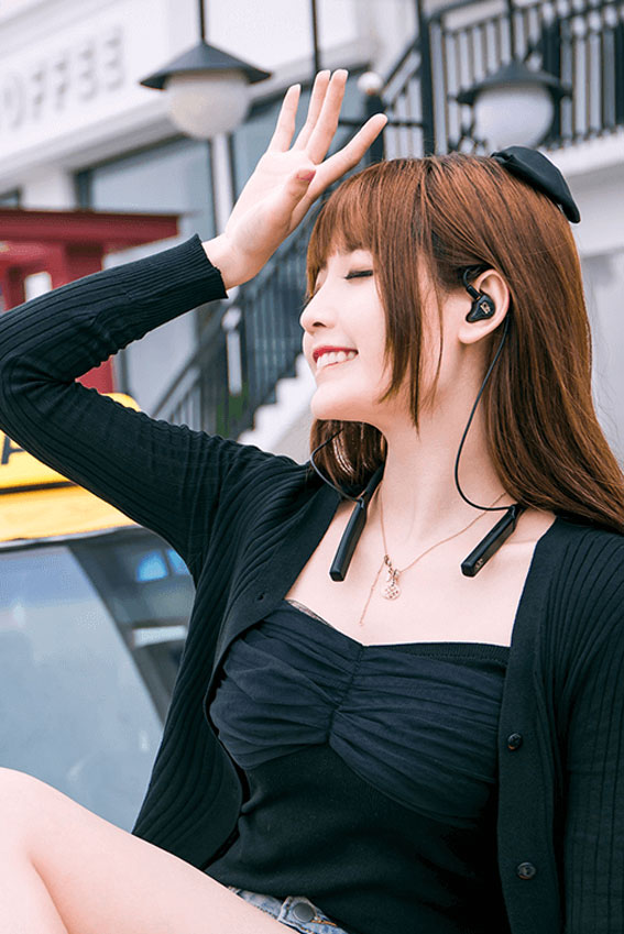 Shanling MW200 Bluetooth Neckband Adapter 03 1