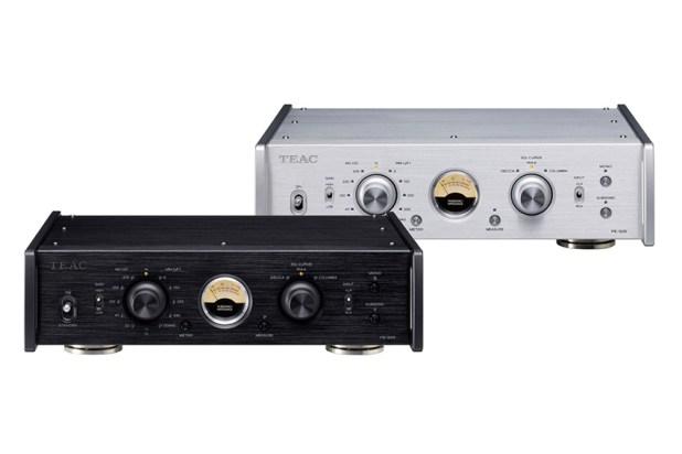 Teac PE 505 Fully balanced Phono Amplifier 08
