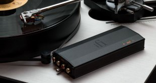 iFi Audio iPhono3 Black Label – phono preamplifier with ultra-fine signal processing