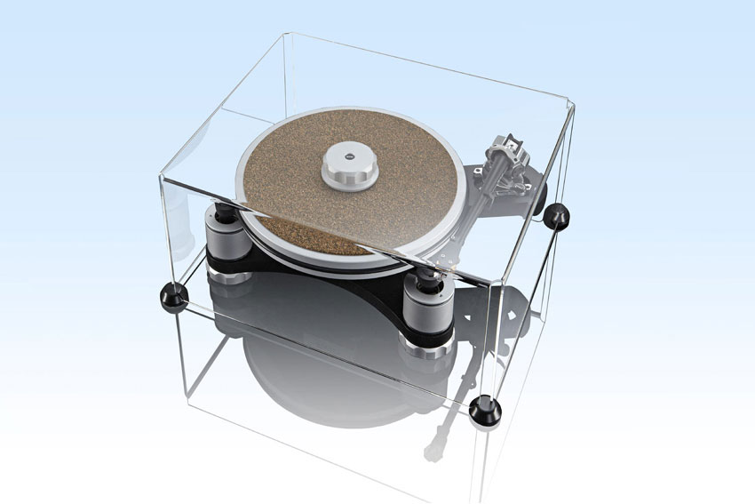 AVID Sequel SP Turntable Review 08