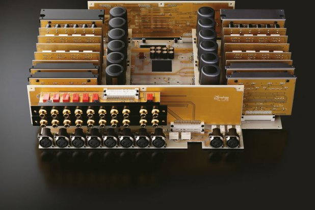 Accuphase C 3900 Precision Stereo Preamplifier 09