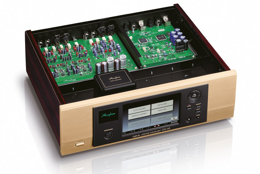 Accuphase DG 68 Digital Voice Equalizer 03