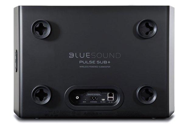 Bluesound PULSE SUBplus Wireless Powered Subwoofer 08