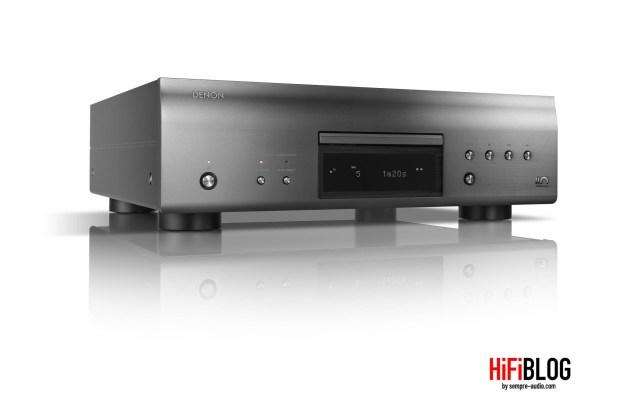 Denon DCD A110 SACD Player 1
