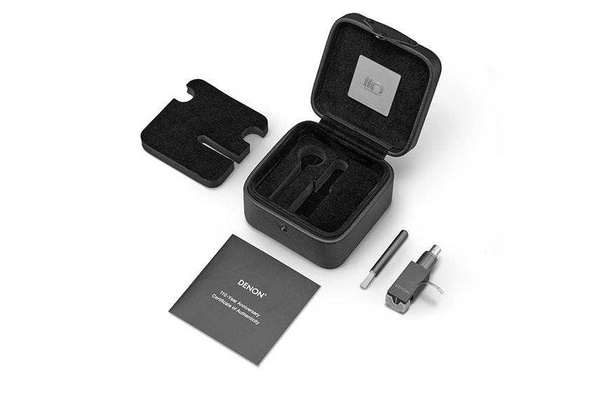 Denon DL A110 MC Phono Cartridge 04