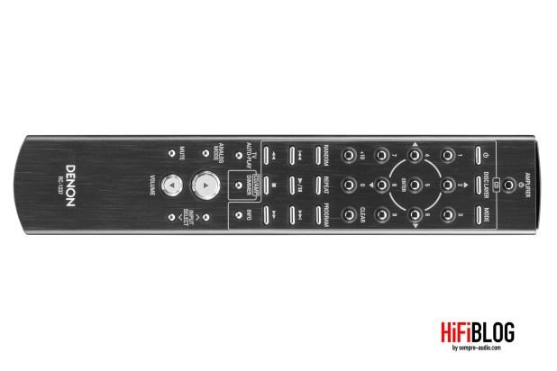 Denon PMA A110 Integrated Amplifier 7