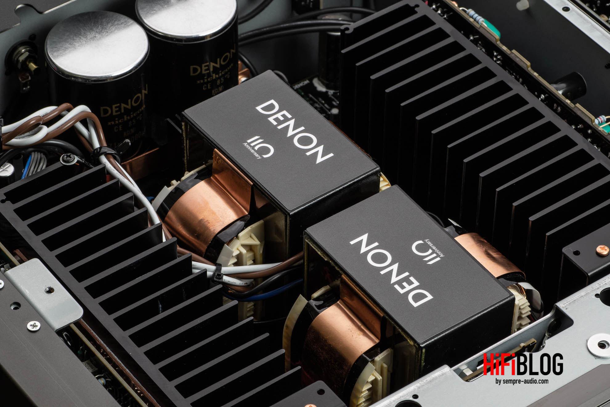 Denon PMA A110 Integrated Amplifier Gallery 12
