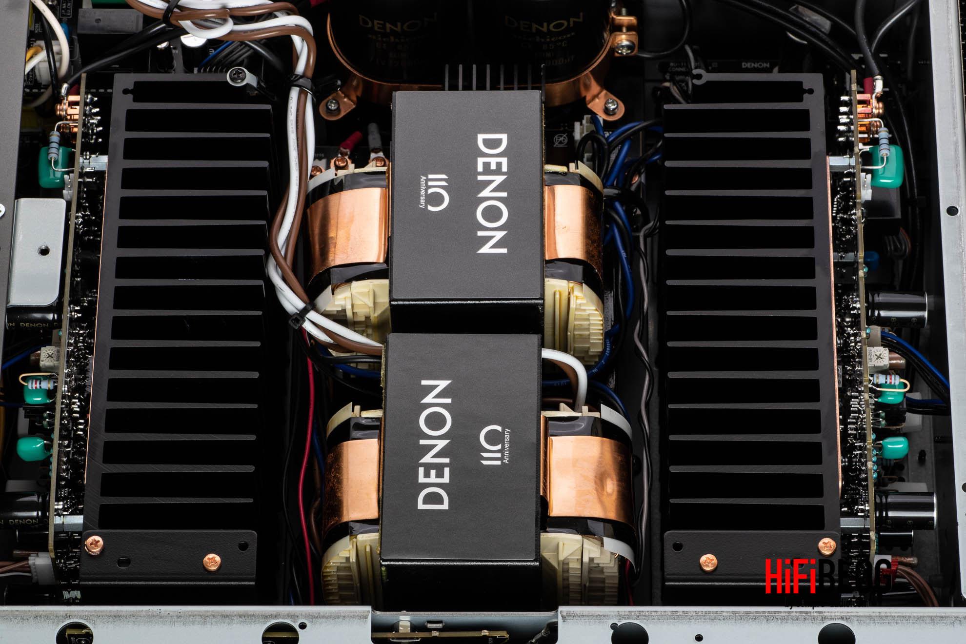 Denon PMA A110 Integrated Amplifier Gallery 14