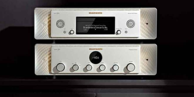 Marantz Model 30 and Marantz SACD 30n