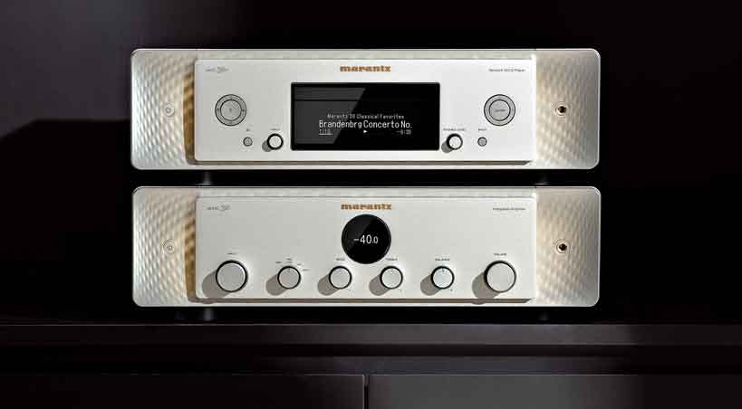 Marantz Model 30 and Marantz SACD 30n